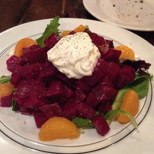 Beet Salad - Cucina di Pesce, New York, NY