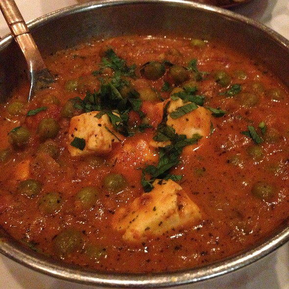 Mutter Paneer - Kashmir, Boston, MA
