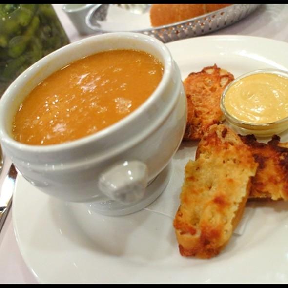 Fish Soup @ L'express