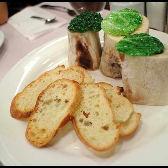 Bone Marrow @ L'express