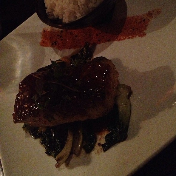 Miso Sea Bass - Red Lantern, Boston, MA