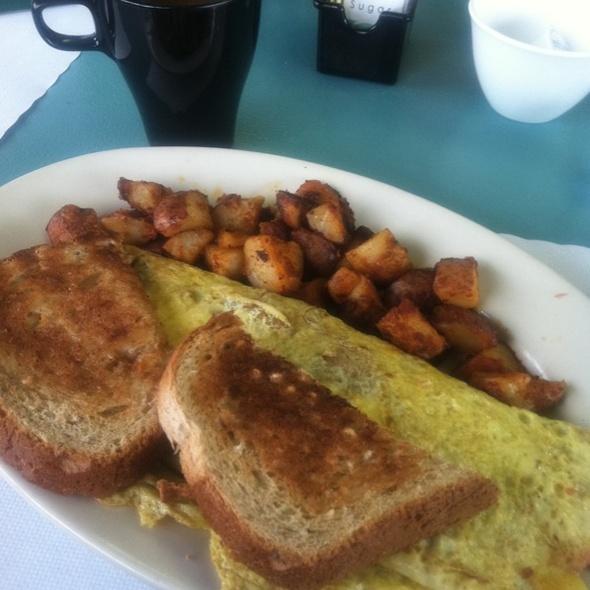 Breakfast @ Europa Cafe