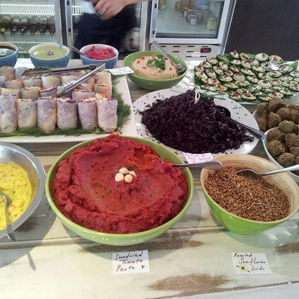 Vegan Buffet @ Leafy Greens Cafe