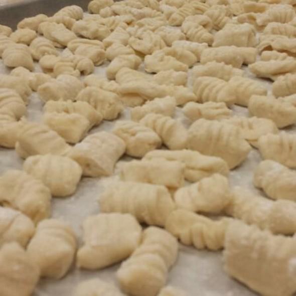 Hand-Made Potato Gnocchi @ London Training Centre