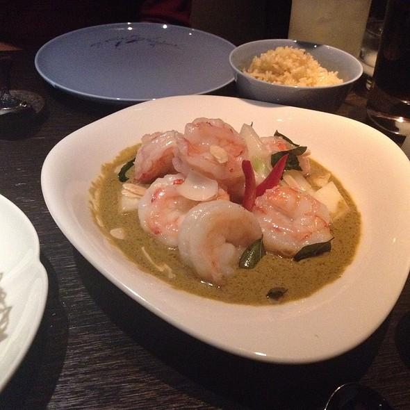 Shrimp Curry @ Hakkasan Beverly Hills