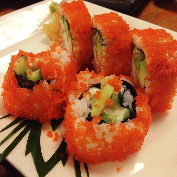 California Maki @ Shiitake Restaurant