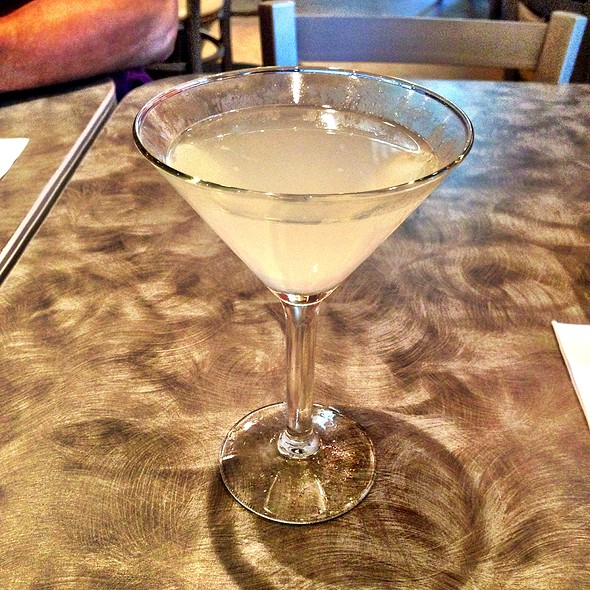 Perfect Pear Martini @ Kenny's Burger Joint