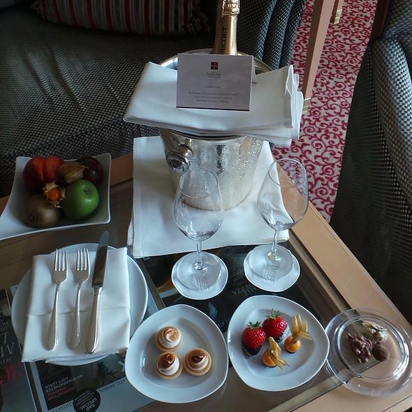 Champagne & Sweets @ Seehotel Überfahrt Rottach-Egern