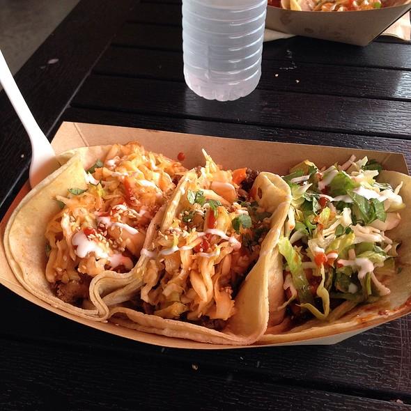 Tacos From Takorean @ Union Market