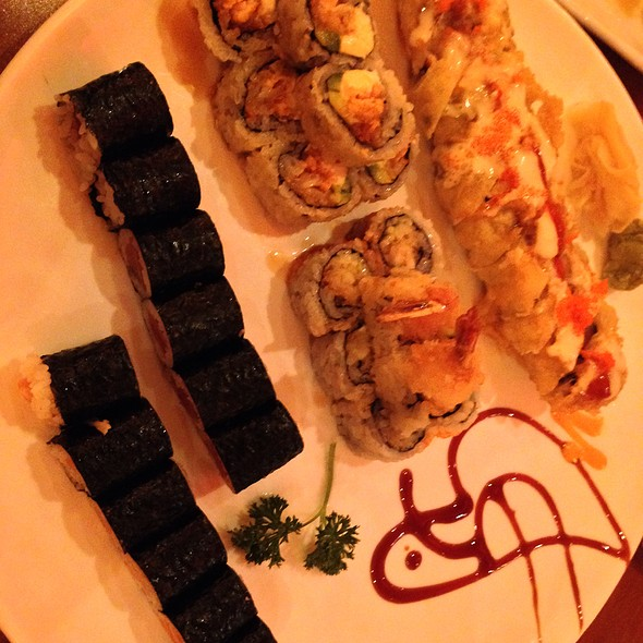 Sushi @ Fancy Sushi