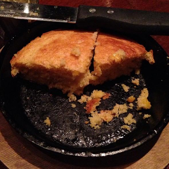 Grilled Cornbread - Z'Tejas Tempe, Tempe, AZ