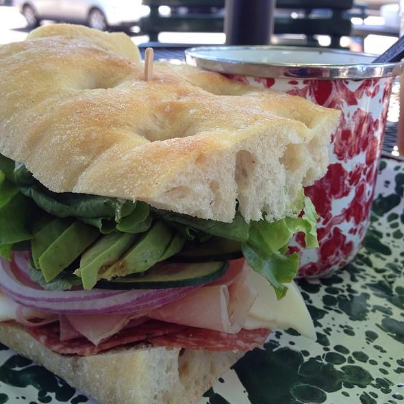 Italian Combo Sandwich @ Panino