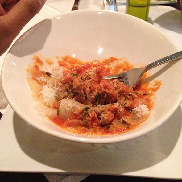 Kobe Beef Meatballs @ Davio's Northern Italian Steakhouse