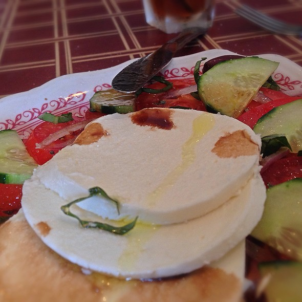 Caprese Salad @ Antonio's Italian Restaurant & Flying Pizza