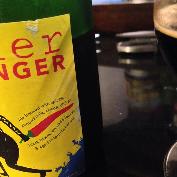 Mikkeller Mexas Ranger Beer @ Home