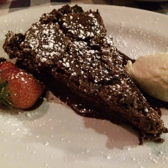 Dark Chocolate Cake @ The Curragower