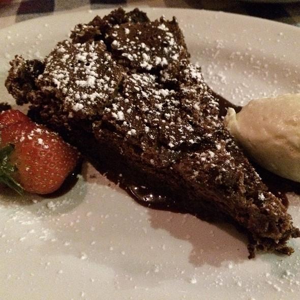 Dark Chocolate Cake @ The Curragower