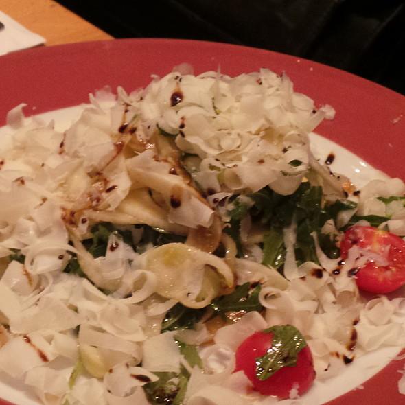 Salad of Rocket, Fennel, Parmesan @ La Ruchetta