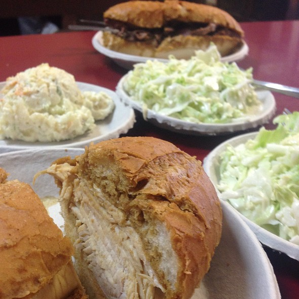 Tukey Extra Dip @ Philippe's French Dip Restaurant