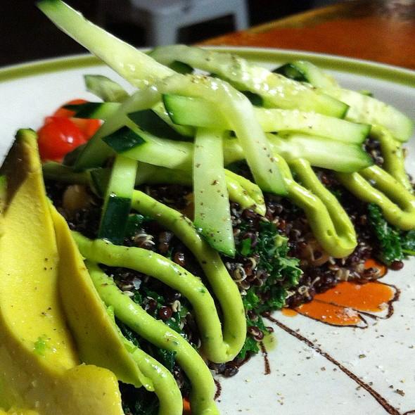 Quinoa Salad @ Wild