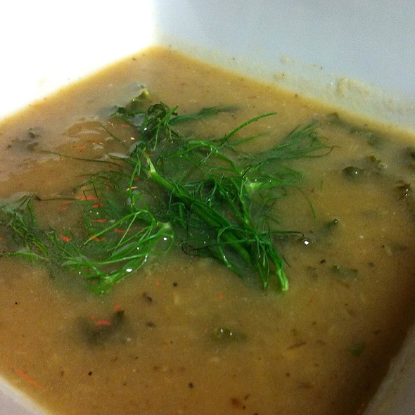 Kale And Fennel Soup @ Wild