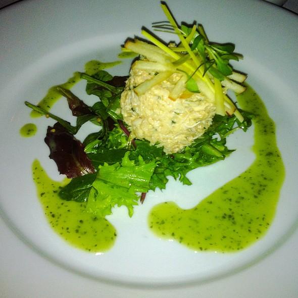 Cromer Crab Salad At Bishops Dining Rooms And Wine Bar