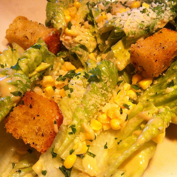 Caesar Salad @ Rutherford Grill