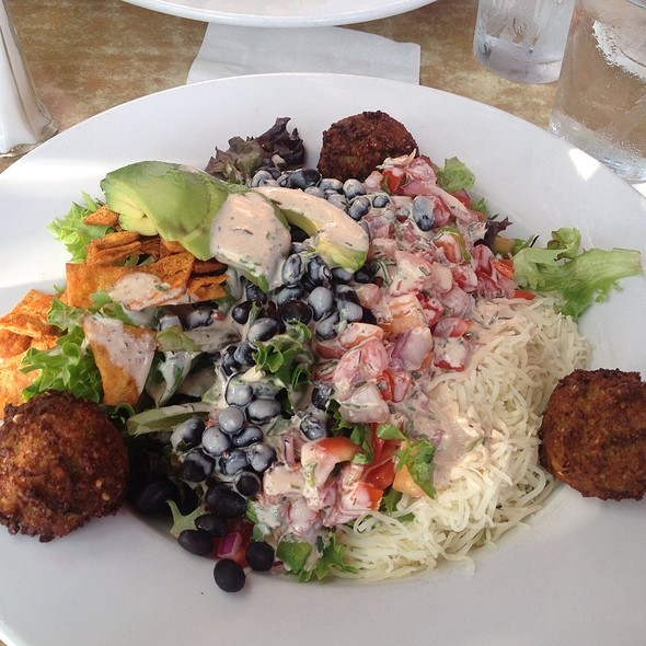 Southern California Cobb Salad - Home Grown Café, Newark, DE