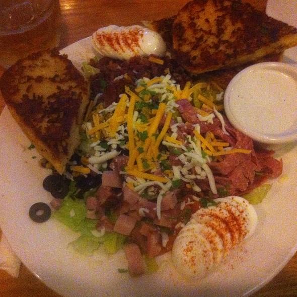 Chef's Salad @ Camano Lodge