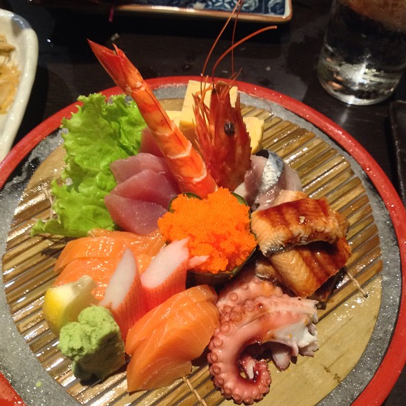 Assorted Sushi @ Jozu Kin
