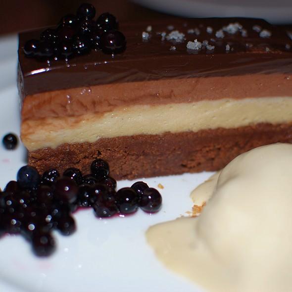 Chocolate Layer Cake @ Gitane