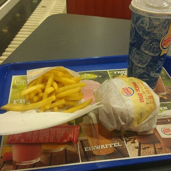 Big King burguer @ Burger King GmbH