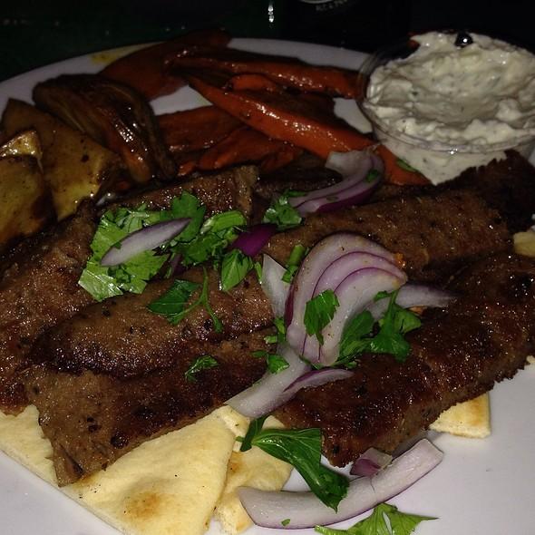 Gyro Plate - The Greek Mediterranean Steak & Seafood, Ventura, CA