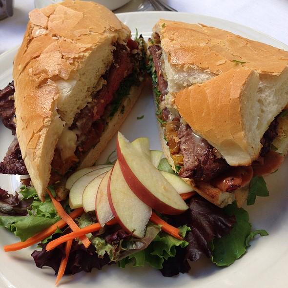 Steak Sandwich - Buona Tavola - San Luis Obispo, San Luis Obispo, CA