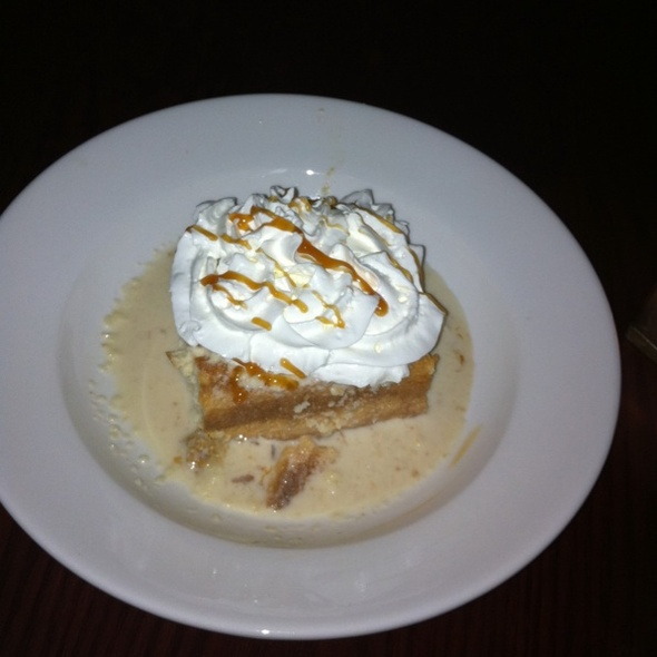 Peruvian Desert - Costanera Restaurant, Montclair, NJ