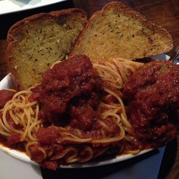 Spagetti & Meatballs @ Culpepper's