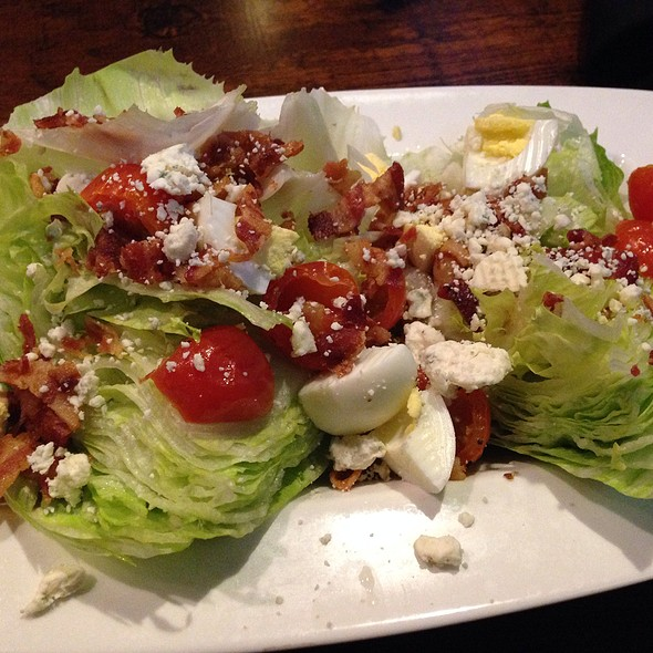Wedge Salad @ Culpepper's