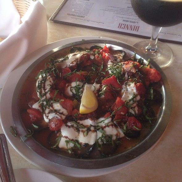Mussels Provencal - Dario's Brasserie, Omaha, NE