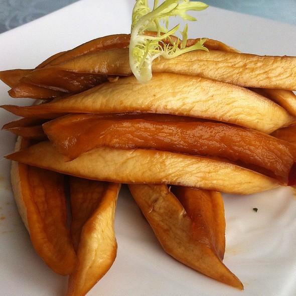 Pickled Turnips @ 卓美亚喜玛拉雅酒店
