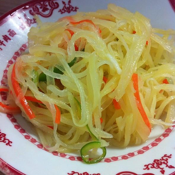 potatoes @ 大别山庄