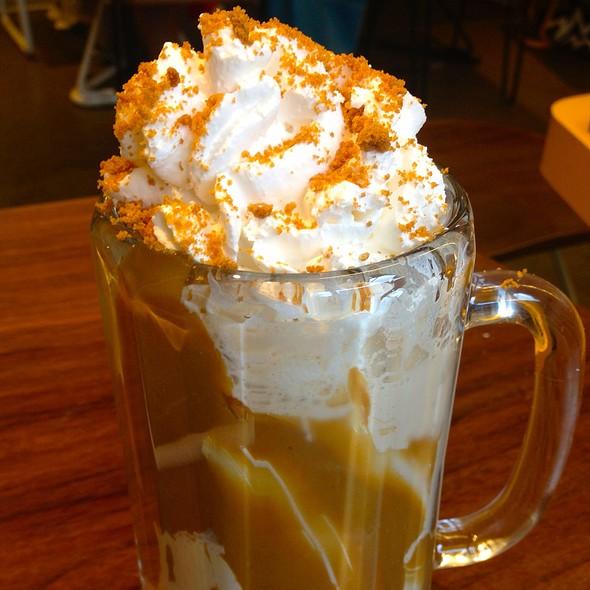 Spekuloos Milkshake @ Wafels & Dinges