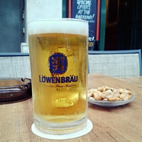 Löwenbräu Beer @ The Covent Garden