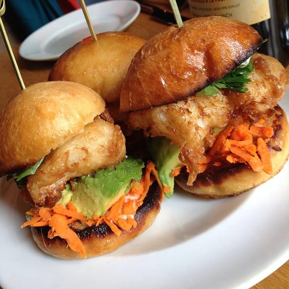 Itsy Bitsy Fishwich @ Euclid Hall Bar & Kitchen
