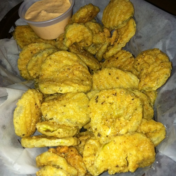 Fried Pickles @ Texas Roadhouse