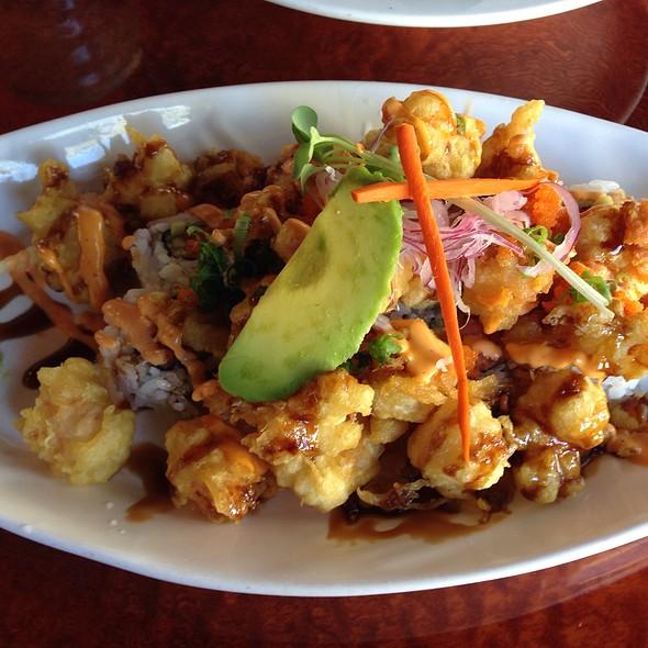 Popcorn Lobster Roll @ Hiro Sushi