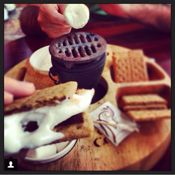 S'mores Kit For Two @ Cosi