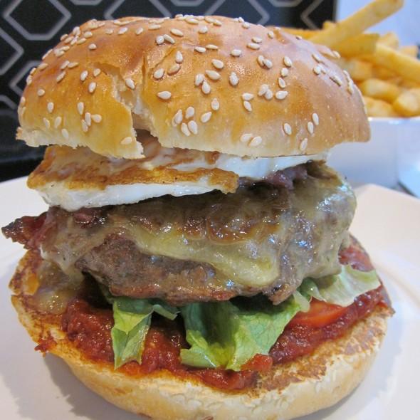 The Federation Burger.