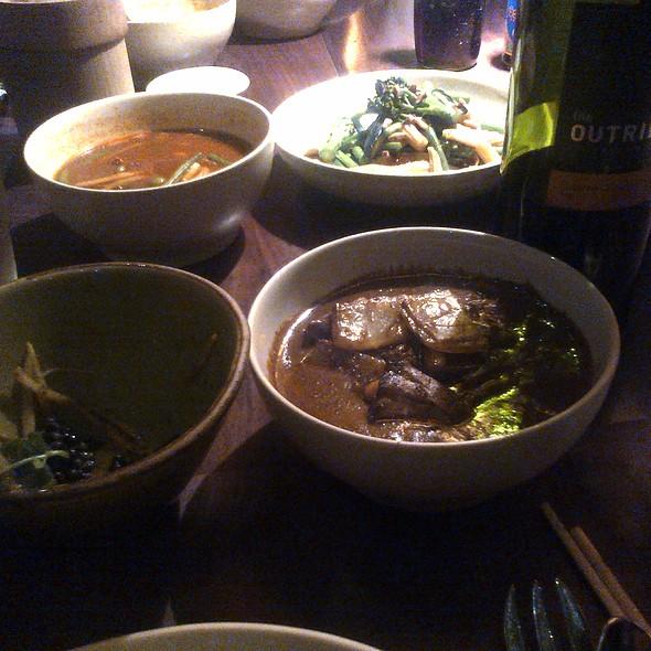 Mussaman Duck Curry