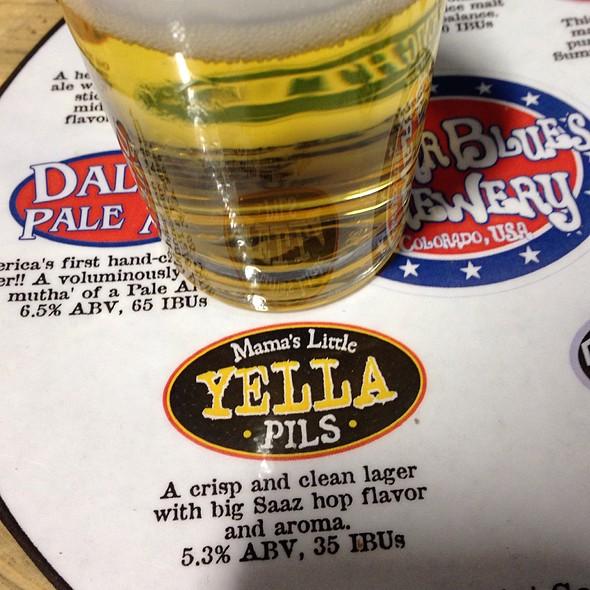 Mama's Little Yella Pils - Beer