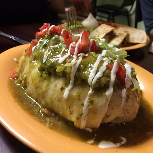 Burrito @ El Limon